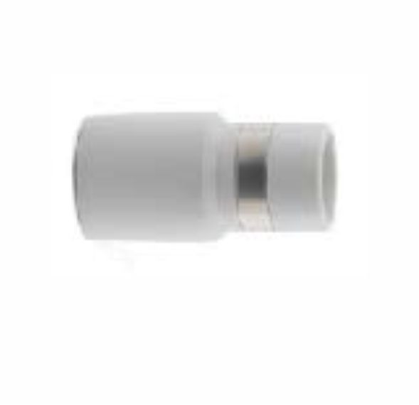 Regular hose inlet adaptor 1 1/4'' (32mm)